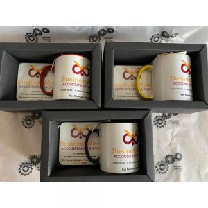 Mug Presentation Pack for Business Wise Accounting