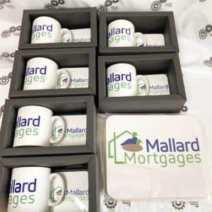 Merchandise for Mallard Mortgages