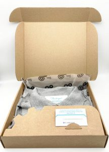 Example packaging box
