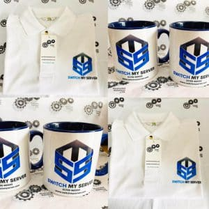 Mugs and Polos for SMS