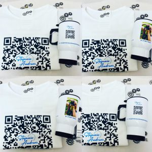 T shirts and travel mugs for Stefanie Andrews
